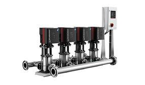 Установки повышения давления Hydro