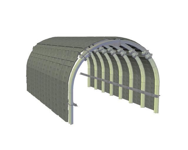 Шахтные крепи