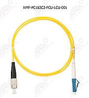 Шнур оптический переходной, SM 9/125 OS2, FC/UPC-LC/UPC