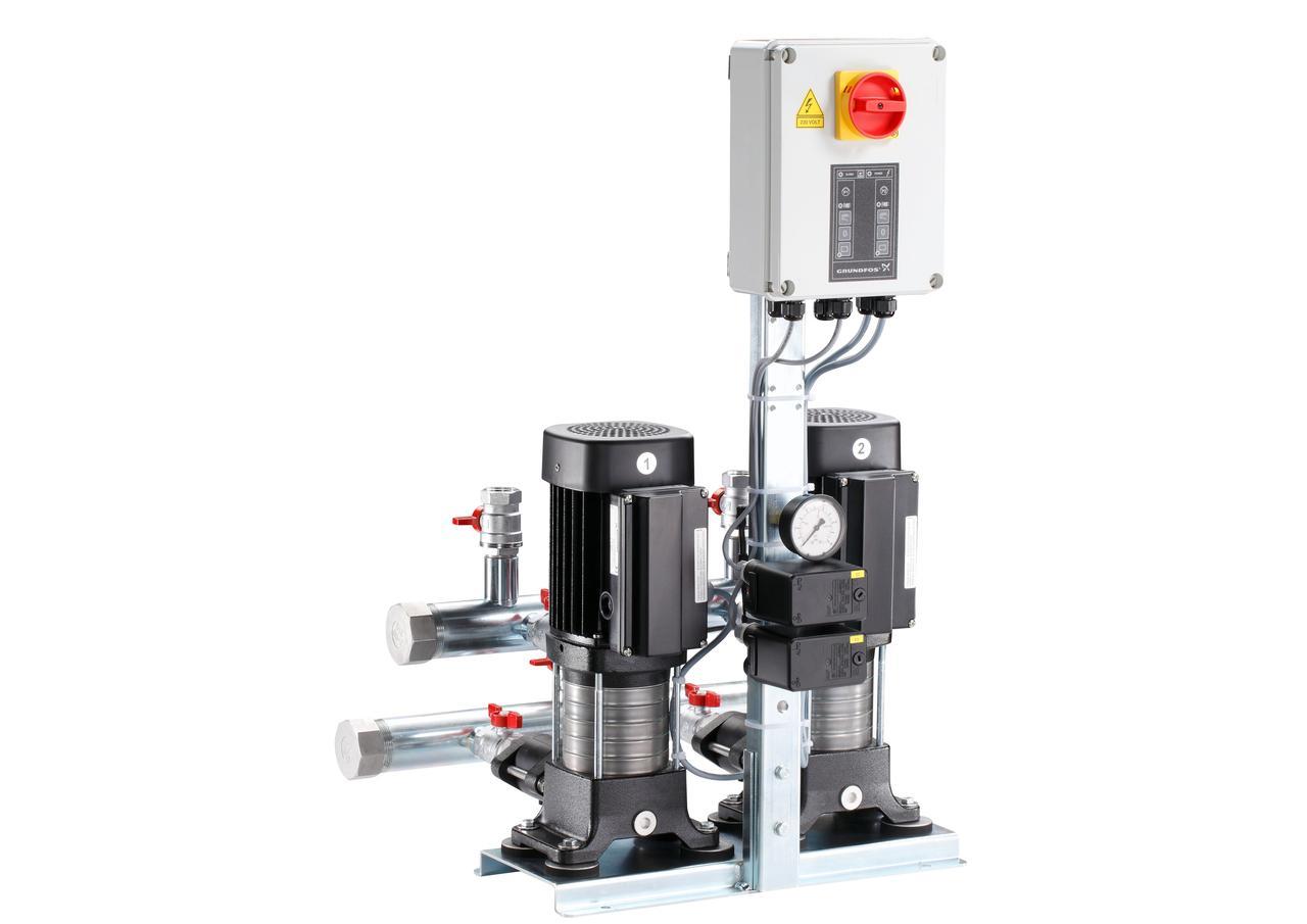 Установка повышения давления Hydro Multi-S