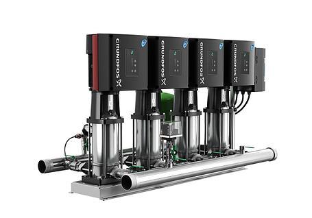 Установка повышения давления Hydro Multi-E, фото 2