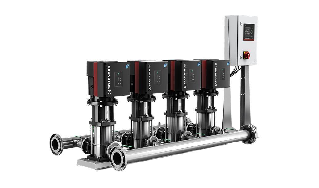 Установка повышения давления Hydro MPC-E
