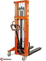 Штабелер ручной гидравлический TOR 1,0TX1.6M SDJ500