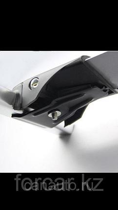 Перекладины багажные универсальные Turtle SHARK Silver 106 sm, фото 2