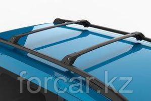 Перекладины багажные универсальные Turtle SHARK BLACK 106 sm