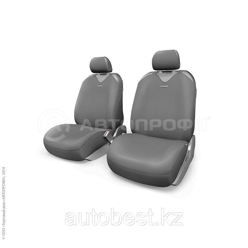 Майки R-1 SPORT PLUS, закрытое сиденье, полиэстер, серый