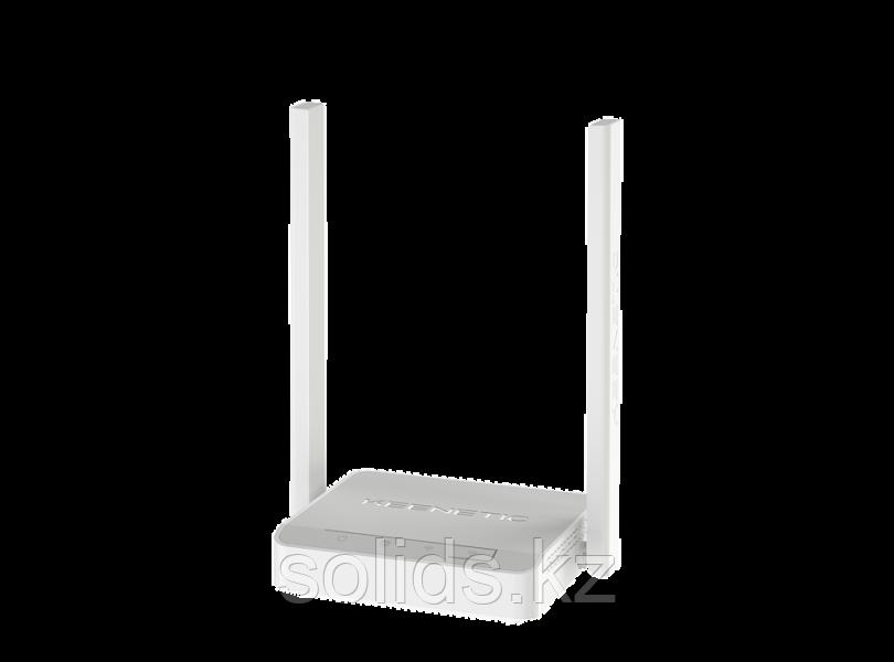 Keenetic Start интернет-центр с Wi-Fi N300 и управляемым коммутатором