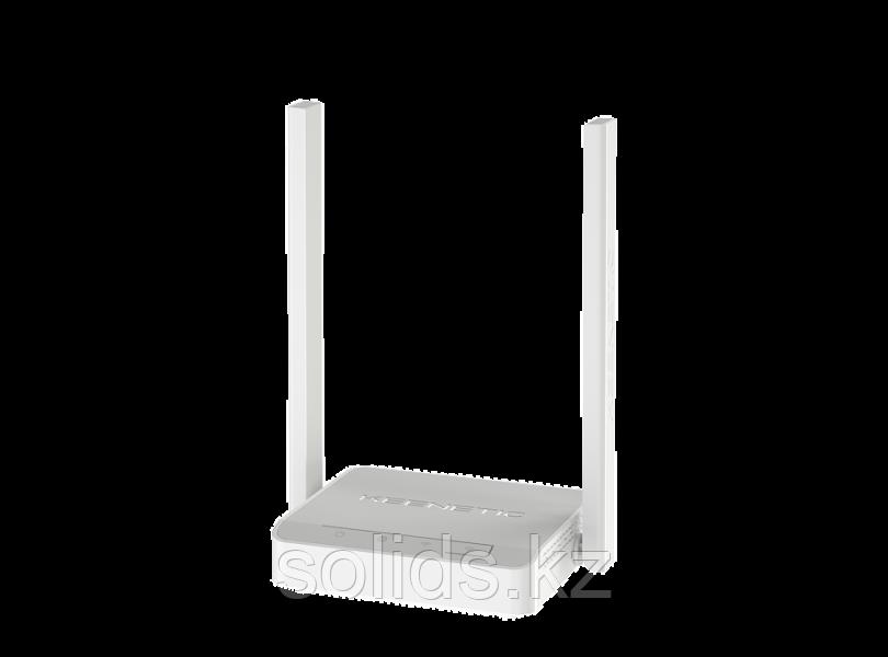 Keenetic 4G интернет-центр с Wi-Fi N300 для подключения к сетям 3G/4G/LTE через USB-модем