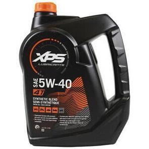 Полусинтетическое 4-тактное, летнее моторное масло XPS для квадроциклов и мотовездеходов 5W-40 (3,785 л.)