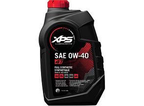 Полностью синтетическое 4-тактное зимнее моторное масло XPS 0W-40 (946мл)