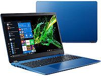 """Ноутбук Acer Aspire 3 A315-54K-38XH 15.6"""" FullHD Intel Core i3-7020U 2.3GHz 4Gb 1000Gb Wi-Fi Linux Blue"""