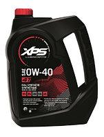 Полностью синтетическое 4-тактное зимнее моторное масло XPS 0W-40 (3.785мл)