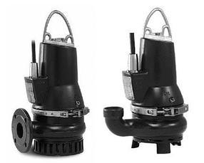 Насосы для дренажа и водоотведения из чугуна DP / EF / DPK