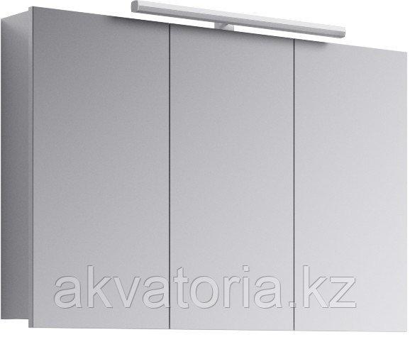 Бродвей шкаф-зеркало со светильником Brw.04.10