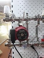 Группа автоматической циркуляции Casela (группа подмеса без насоса)