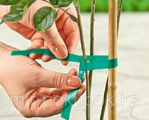 """Распродажа!  Лента для растений  """"Стебелек"""", универсальная, 45 м"""