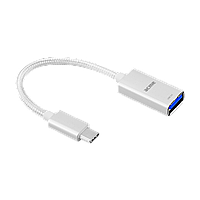 Адаптер ACME AD01S USB type C to USB type A female adapter