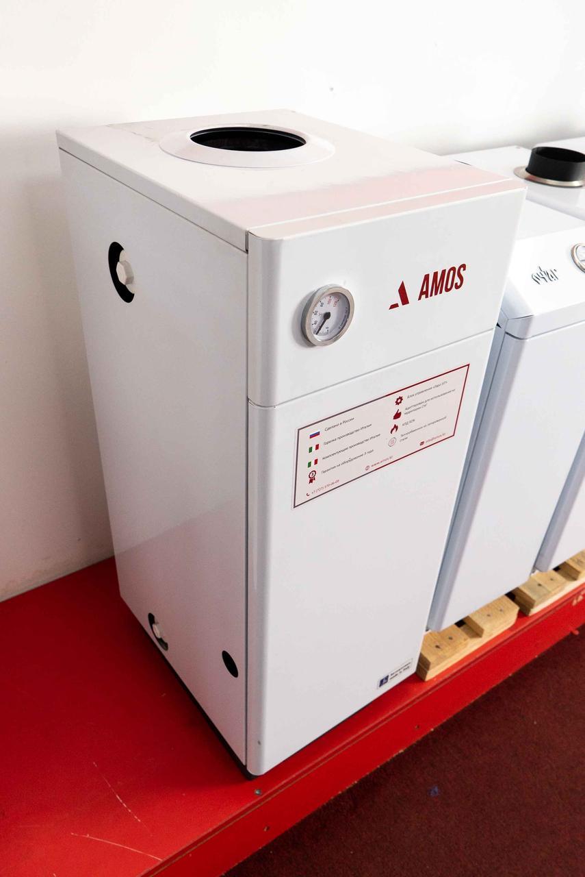 AMOS КС-Г-16 Напольный газовый котел - фото 1