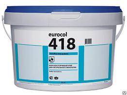 Клей для натурального линолеума Форбо (Forbo) Euroflex Lino Plus 418, 14 кг