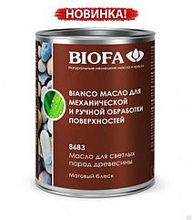 Bianco Масло для светлых пород древесины (Biofa)
