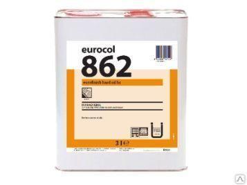 Eurocol 862 EUROFINISH HARD OIL HS матовое Грунтовки
