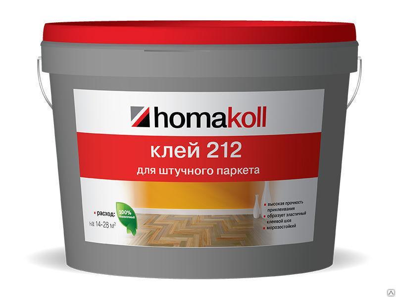 Клей Homakoll 212, упаковка 14 кг