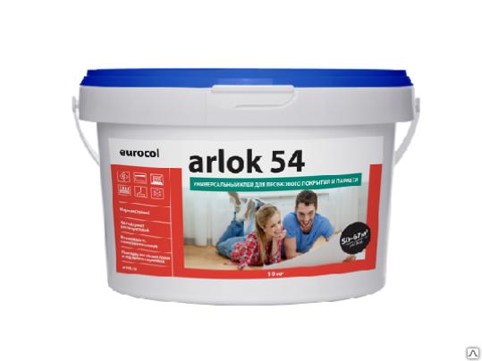 Клей Arlok 54, упаковка 5 кг