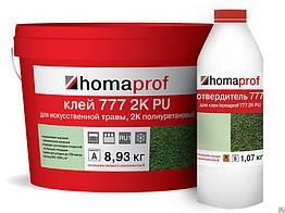 Клей Homakoll PU 777 2K Prof, упаковка 10 кг