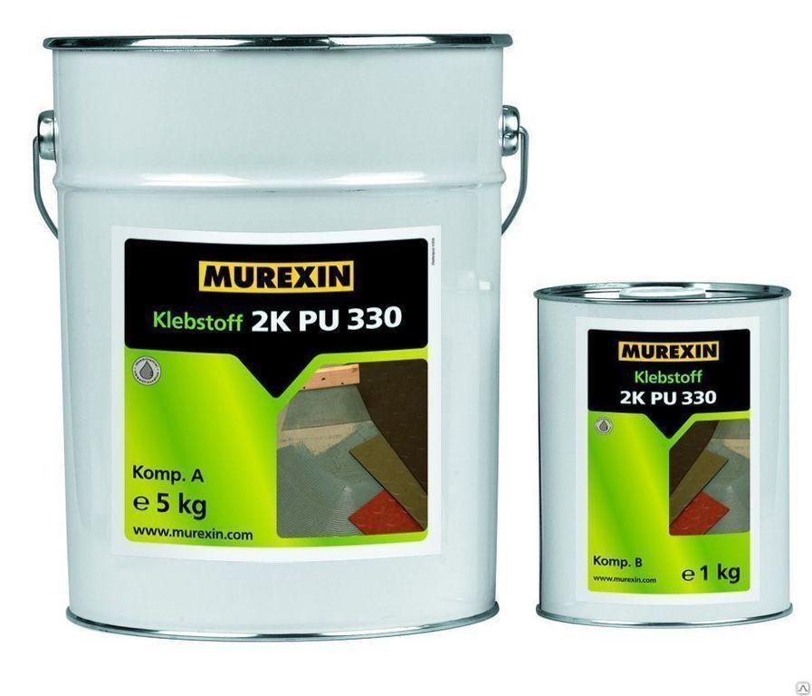 Клей для искуственной травы 2K PU 330 (Klebstoff 2K PU 330)