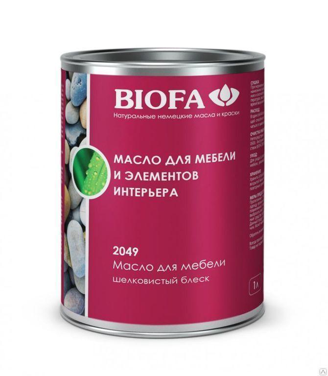 Масло для мебели (Biofa)