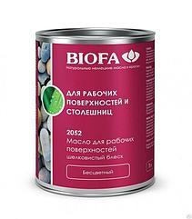 Масло для рабочих поверхностей (Biofa)