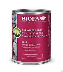 Универсальное твердое масло (Biofa)