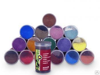 Сухие цветовые концентраты для колеровки силикатных составов BIOFA