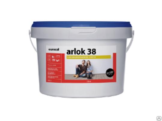 Клей Arlok 38, упаковка 13 кг