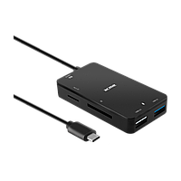 ЮСБ хаб ACME HB550 multi-Hub, USB type-C, фото 1