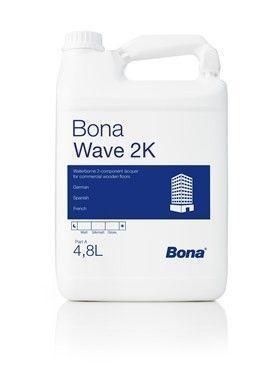 Лак для паркета и массива BONA 2K
