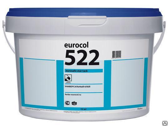 Клей Форбо (Forbo) Eurosafe Star Tack 522, упаковка 13 кг