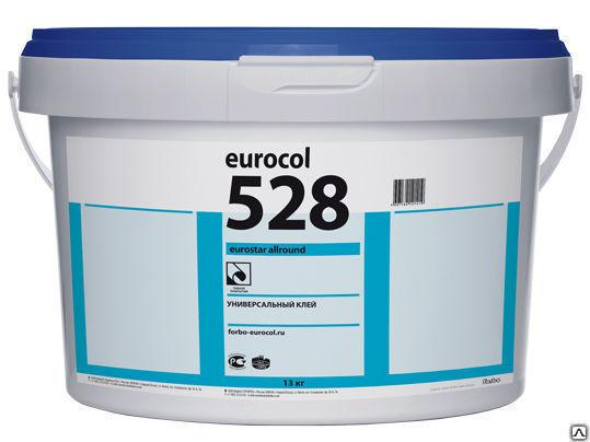 Клей Форбо (Forbo) Eurostar Allround 528, упаковка 13 кг
