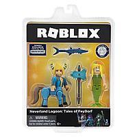 """Roblox Игровой набор Роблокс """"Лагуна Неверленд: Сказки Фейдорфа"""""""
