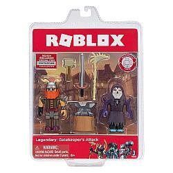 """Roblox Игровой набор Роблокс """"Легенда: Атака Гейткипера (привратник)"""""""