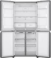 Холодильник LG GC-B22 FTMPL Silver, фото 2