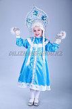Костюмы снегурочек для девочек на прокат, фото 5