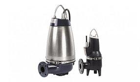 Канализационные насосы из чугуна и нержавеющей стали SE1 / SEV / SL1 / SLV