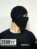 Термошапка с маской