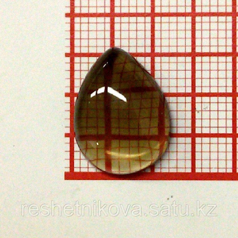 Кабошон капля 12*16 мм