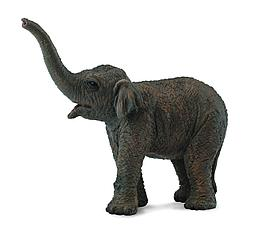 Фигурка Collecta Азиатский слонёнок, S