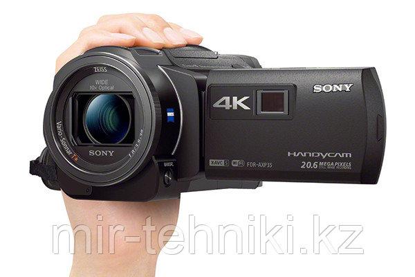 Видеокамера Sony 4K FDR -AXP 35