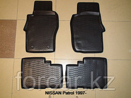 Коврики Novline в салон NISSAN Patrol 1997-2009