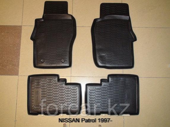 Коврики Novline в салон NISSAN Patrol 1997-2009, фото 2