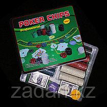 Набор для покера Perfecto «Professional Poker Chips» 500 фишек